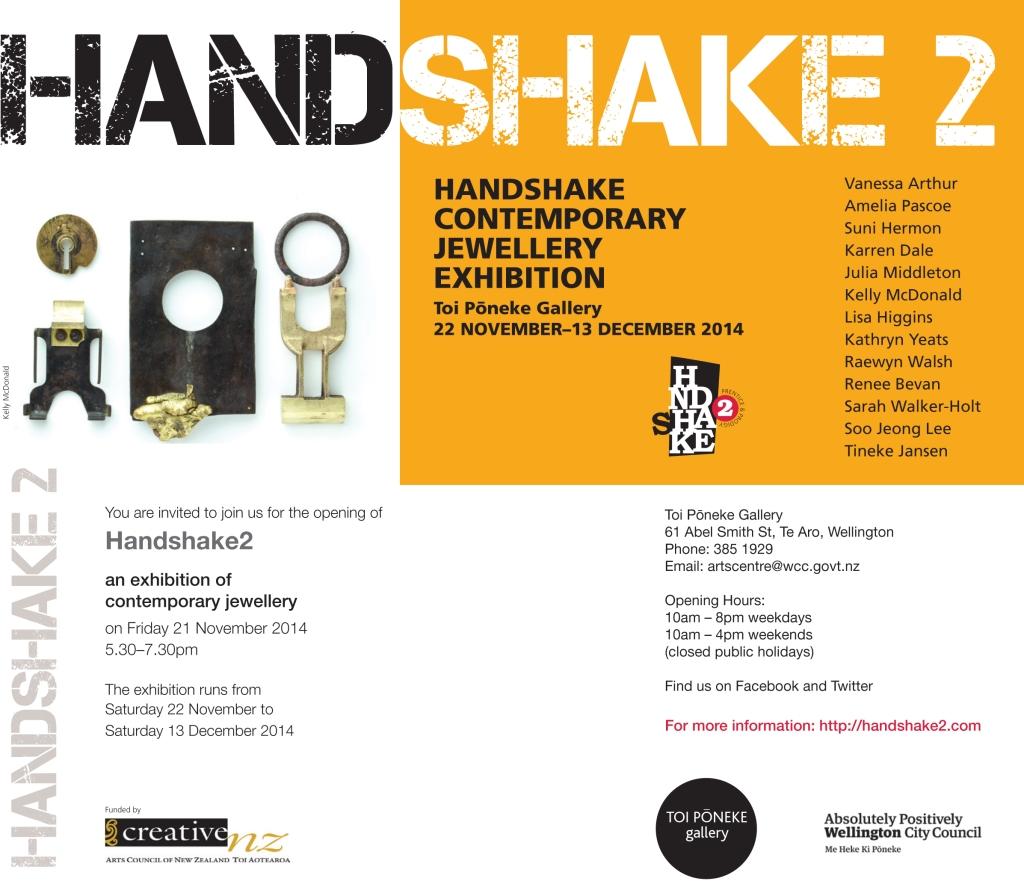 Handshake2 invitation