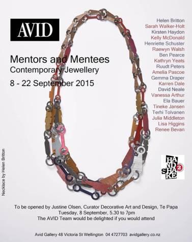Mentors and Mentees, invitation