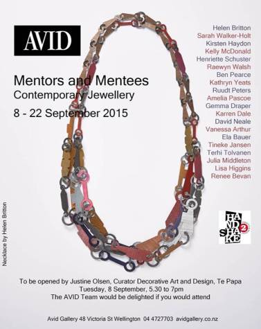 Mentors and Mentees, invitation
