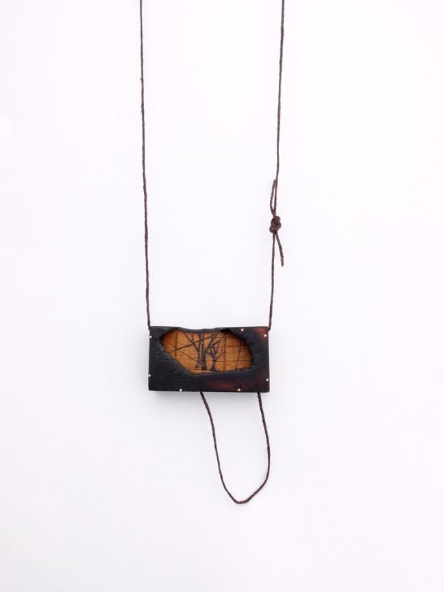 Desk Necklace